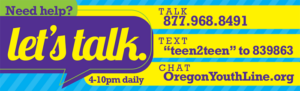 oregon youth line logo