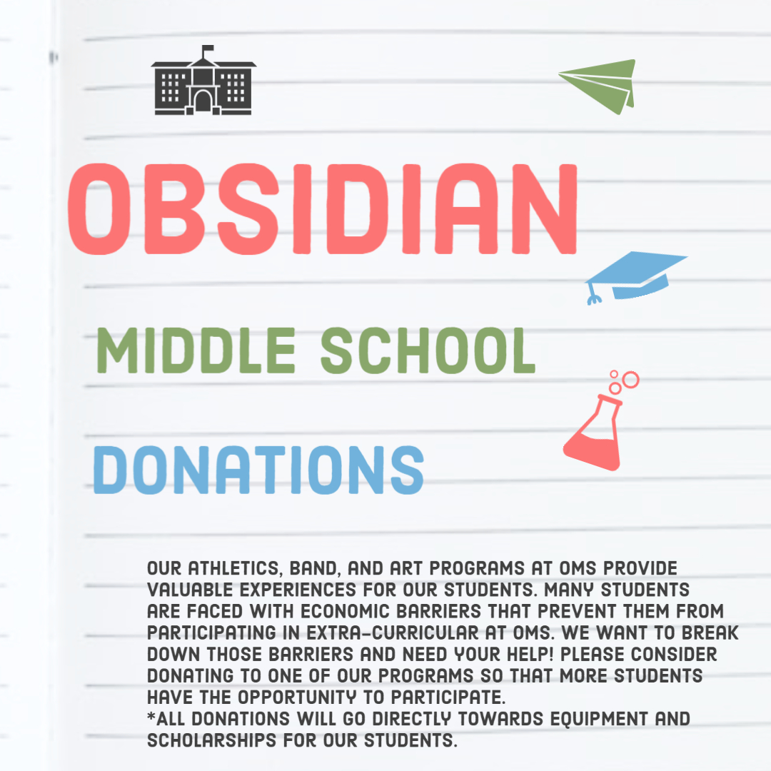 oms donations flyer