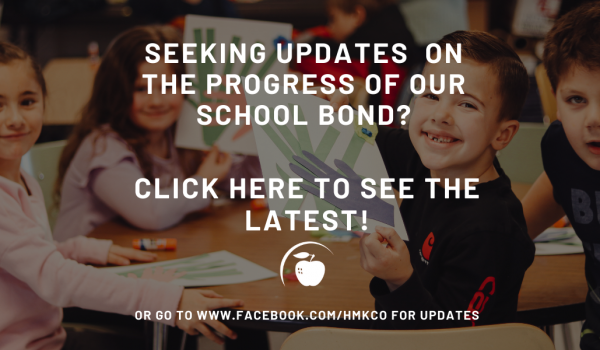 Bond Update Flyer